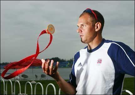 NORGES ROSTJERNE: Olaf Tufte satser mot London-OL i 2012. Foto: Scanpix