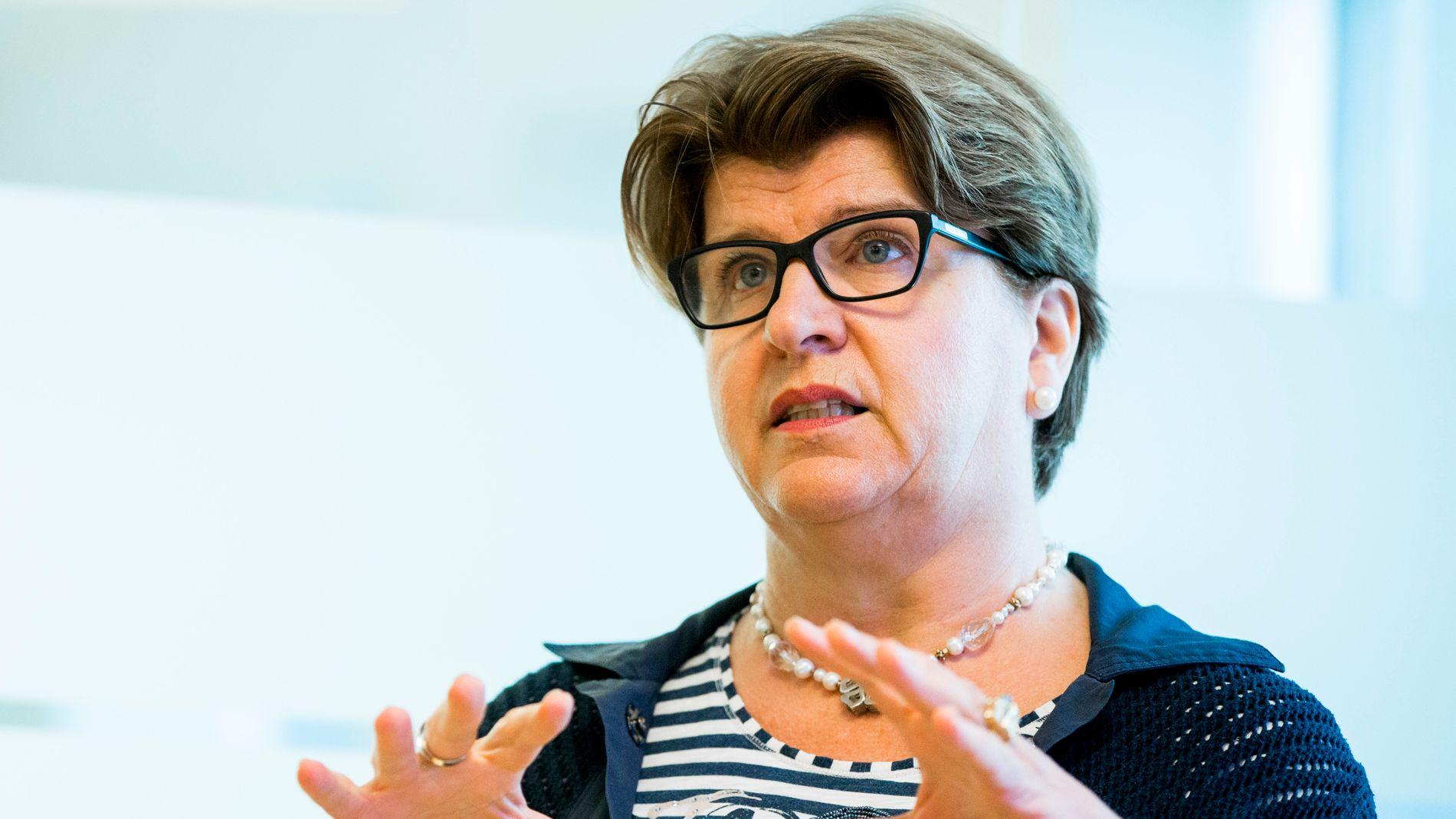 TRIST: Forbrukerdirektør Randi Flesland.