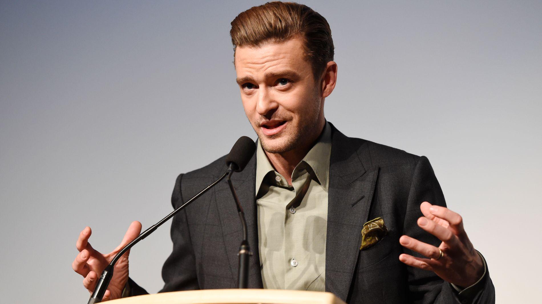 INVESTOR: Justin Timberlake har allerede sitt eget tequila-merke. Nå vil han dypere inn i drikkebransjen. Her under en filmpremiere for Justin Timberlake + The Tennessee Kids i Toronto i september.