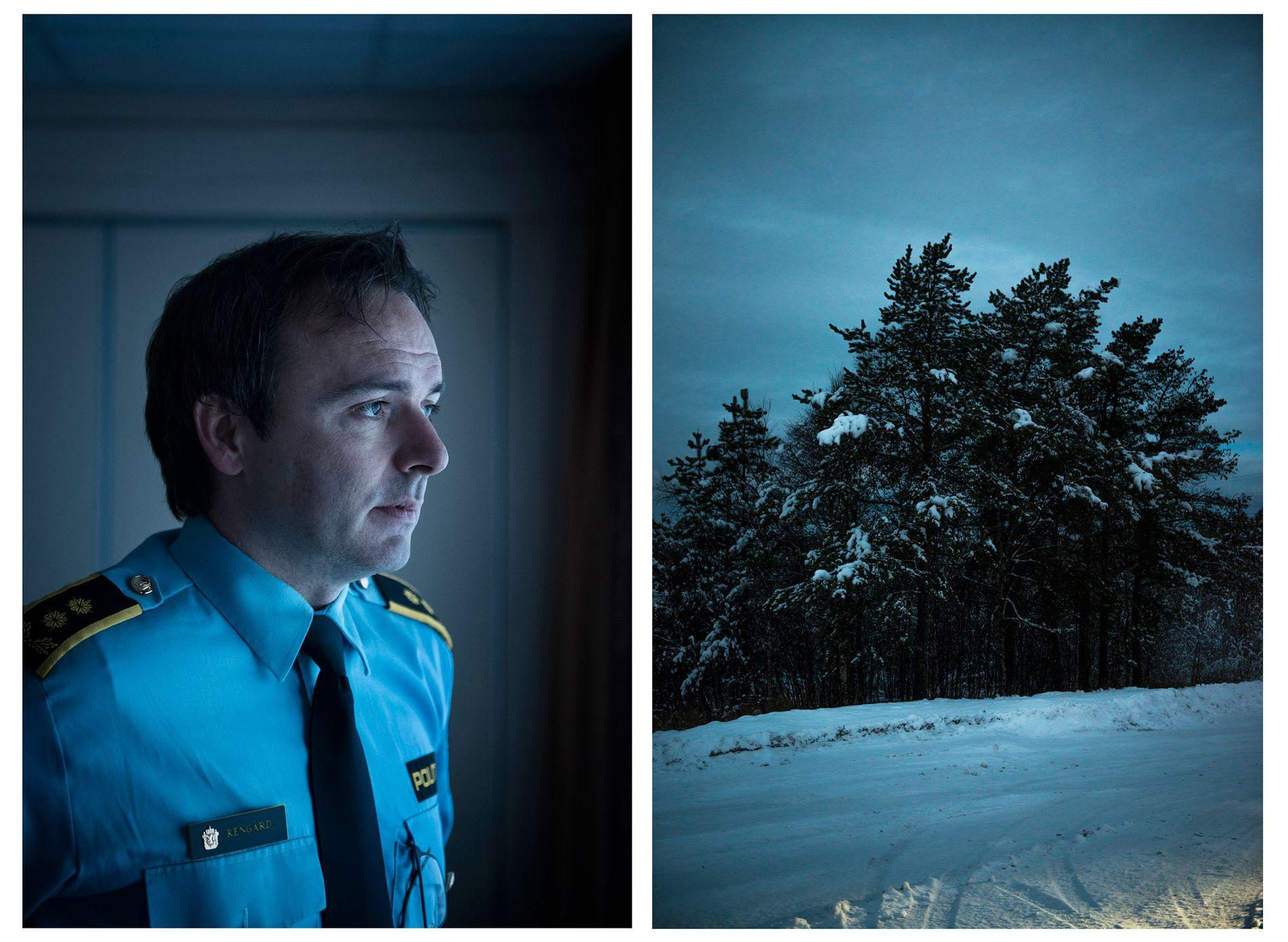 TIL RETTEN: Politiadvokat Øyvind Rengård varsler flere tiltaler i Tysfjord-etterforskningen den neste tiden.
