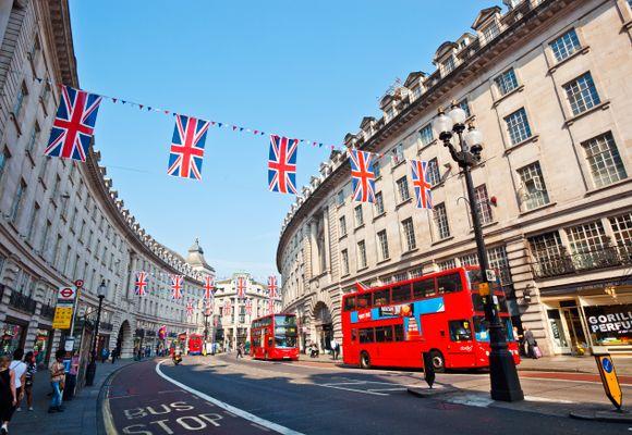 Fem fine dagsturer ut av London