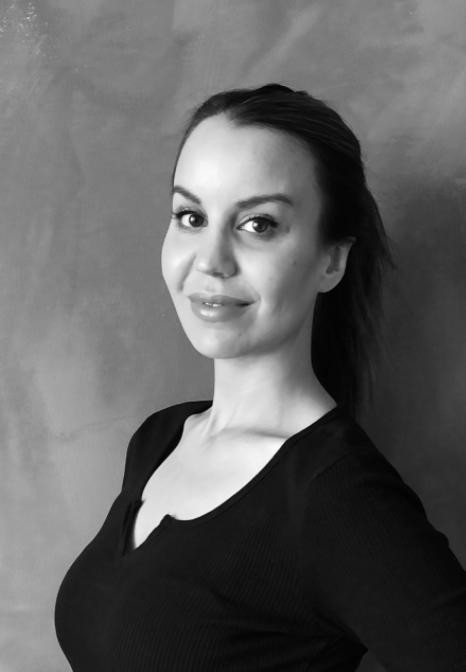 EKSPERT PÅ HUD: Mariam Larsen er kosmetisk dermatologisk sykepleier, og er opptatt av en sunn hud.