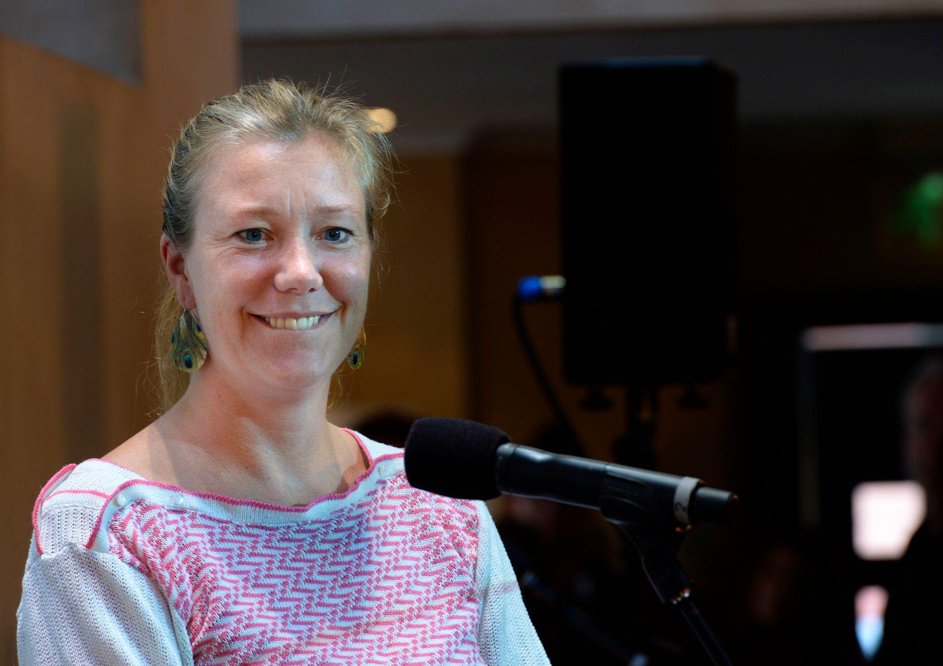 BERØRER FORTSATT: Vera Micaelsen skrev helt frem til sin død. Hun fikk livmorhalskreft med spredning i 2014, og i 2017 kom kreften tilbake.
