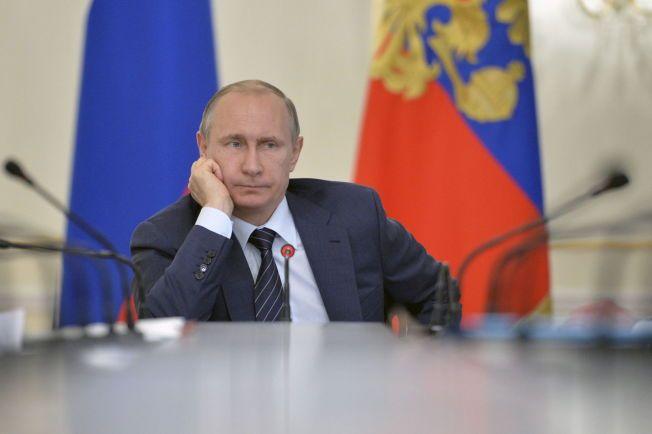 KRITISK: Russlands president Vladimir Putin har vært sterkt kritisk til forslaget fra Malaysia, Australia, Nederland og Ukraina, og onsdag la ned veto.