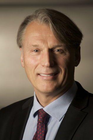 SUKSESS-DIREKTØR: Sveinung Støhle er administrerende dierktør i Höegh LNG. Selskapet, som er børsnotert både i Oslo og New York, har firedoblet verdien i løpte av tre år. Og veksten fortsetter.