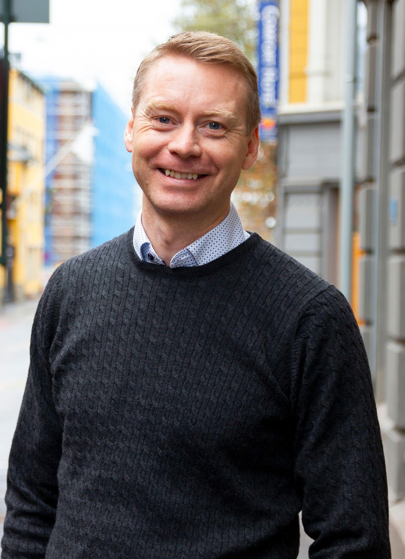 Thorleif Jansen, medisinsk sjef i KRY