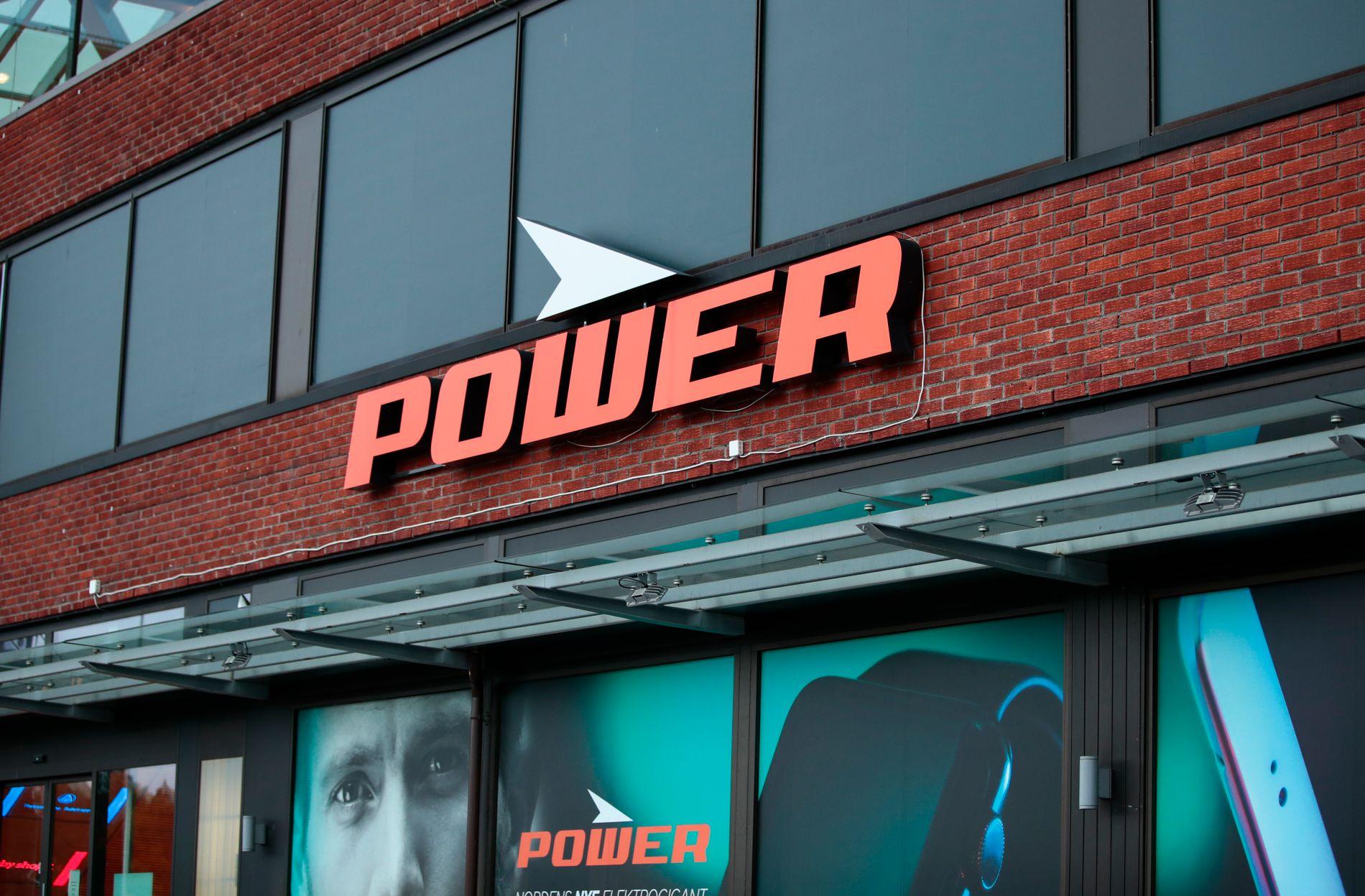 Power Norge AS finner ikke et slikt kjøp i noen av sine 63 kjedebutikker.