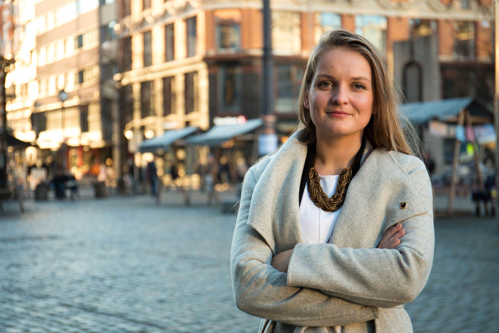 ULYKKE: Malvik-ordfører Ingrid Aune (33) mistet livet i en båtulykke natt til torsdag. Kun noen timer tidligere sendte hun en valgkamp-appell til VG.