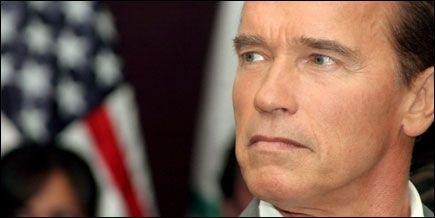 AVSLÅR BENÅDNING: Arnold Schwarzenegger vil ikke benåde Stanley «Tookie» Williams som skal henrettes i morgen. Foto: EPA