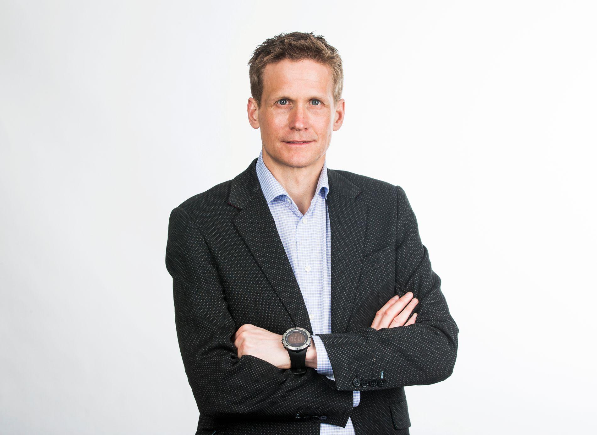 VGs sportskommentator Leif Welhaven.