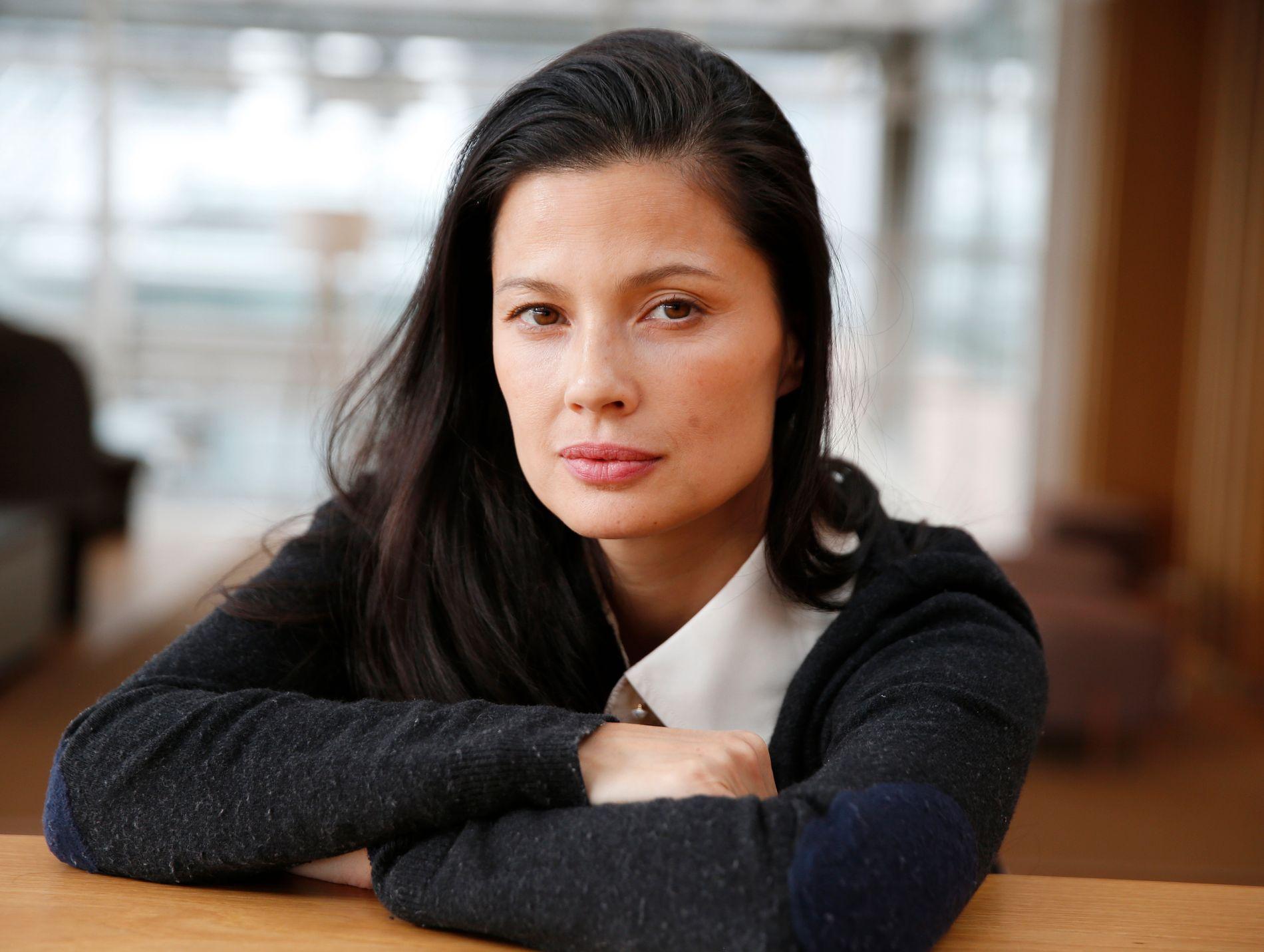 HOLLYWOOD-SKUESPILLER: Natassia Malthe har 15 års fartstid i filmhovedstaden.