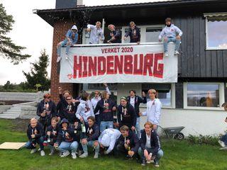 De 26 guttene på «Hindenburg 2020» begynte å planlegge russetiden for omtrent to år siden.