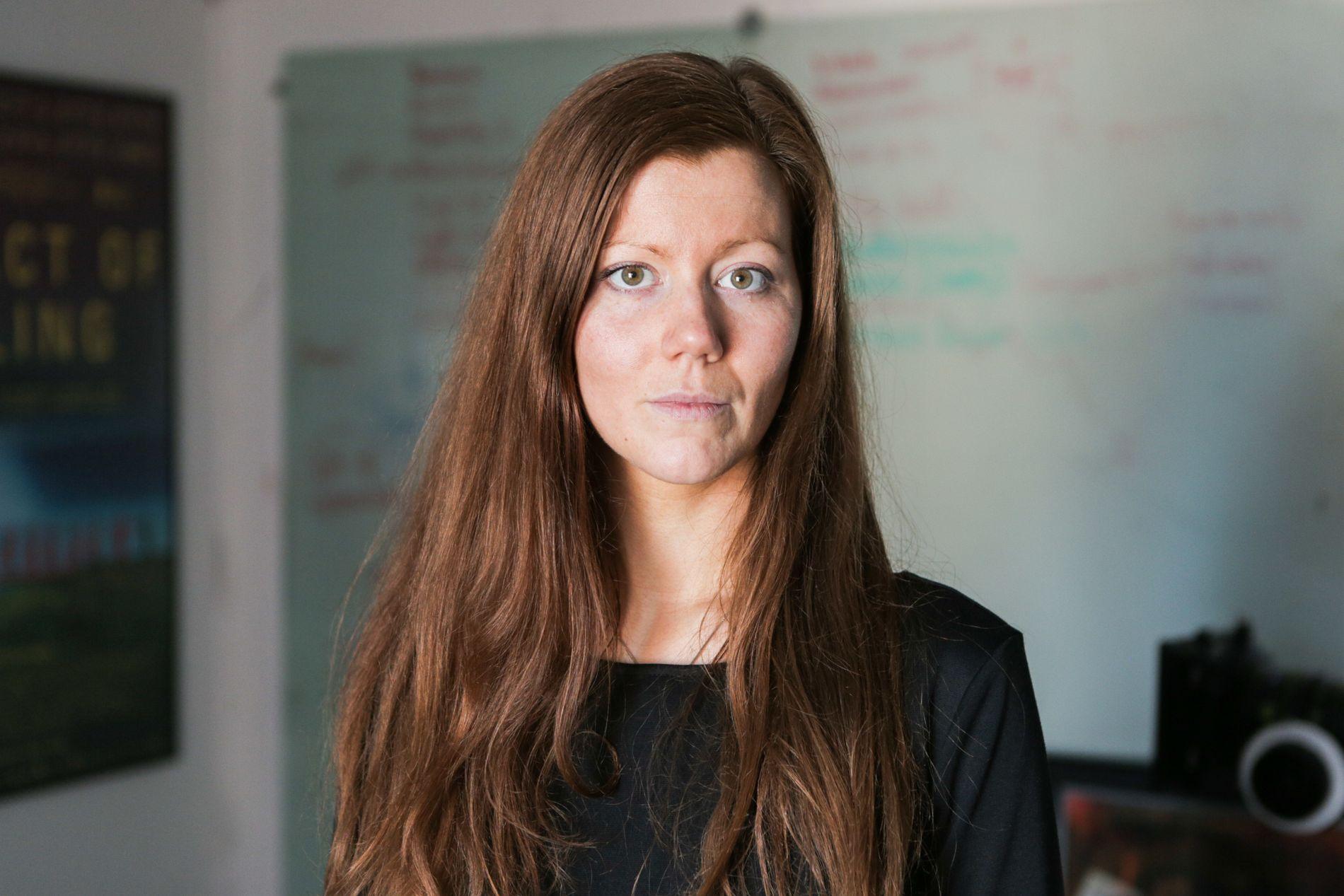AVDEKKET: Norun Haugen gikk undercover i fem år for å avdekke alvorlige brudd på dyrevelferd.