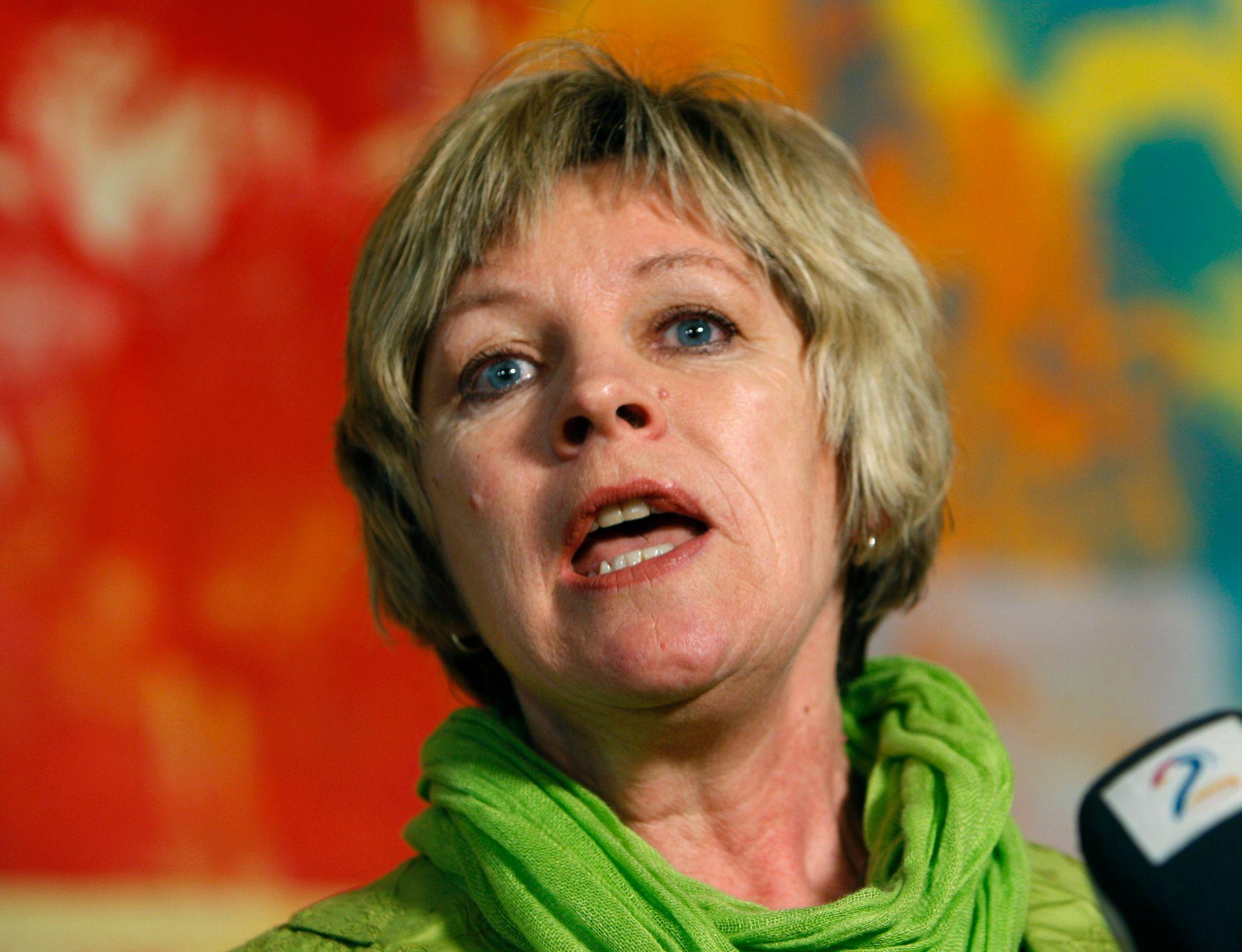 GIKK FORAN: Tidligere statsråd og likestillingspioner Grete Berget er død, 63 år gammel.