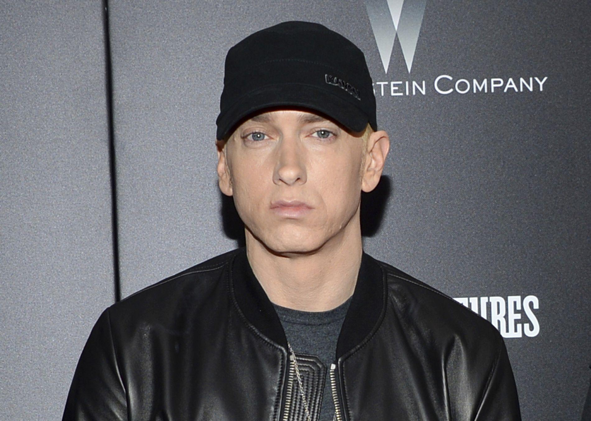 TIL OSLO: Det er ventet over 55.000 tilskuere til Eminem-konserten på lørdag.