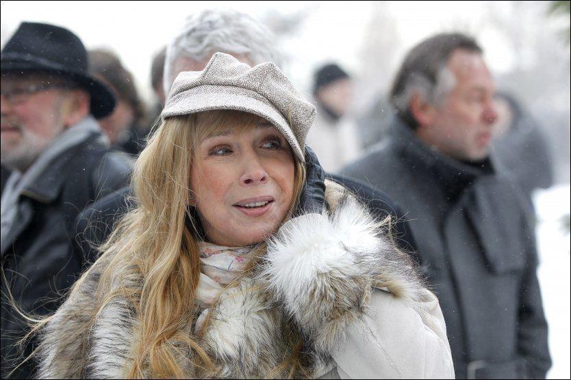 STOR STJERNE: Alexandra Sandøy vant Spellemannprisen i 1977 for sin debut «Alex». Hun ble «Årets spellemann» i 1983. Foto: NTB Scanpix