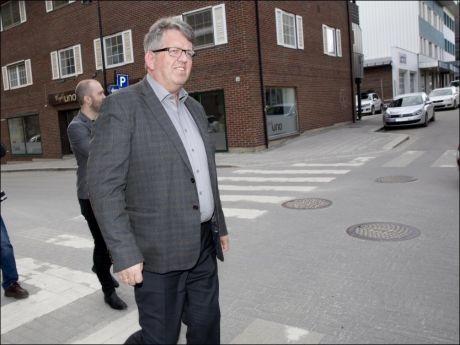 DØMT: Rune Øygard, her under behandlingen av saken i Eidsivating lagmannsrett på Hamar. Foto: Geir Olsen, NTB Scanpix