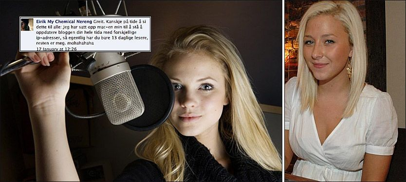DEBATT: Anklager om juks og sjalusi florerer i ordkrigen mellom to av Norges mest leste bloggere. Foto: Stian Eisenträger /Gøran Bohlin