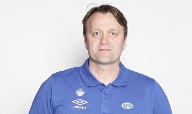 NY TRENER: Erling Moe rykker opp fra førstelagstrener til hovetrener i Molde FK.