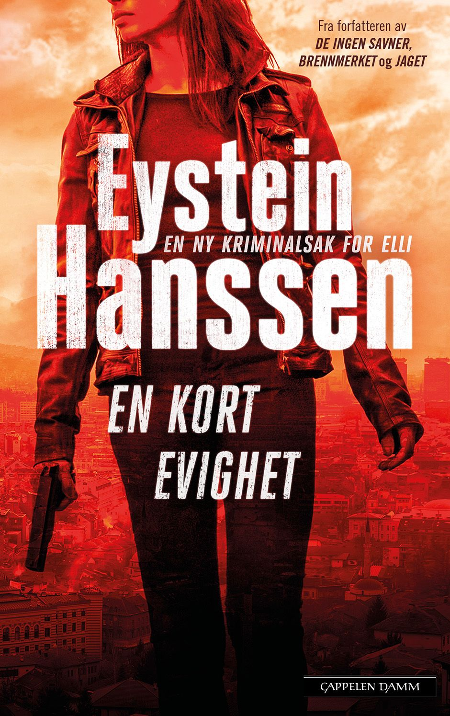 Forfatter Jørn Lier Horst anbefaler boken «En kort evighet» av Eystein Hanssen.