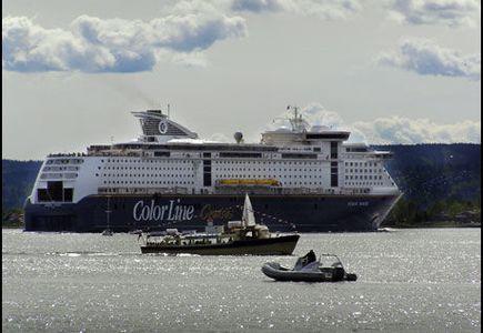 Cruise-gjester trukket 11 ganger for én middag