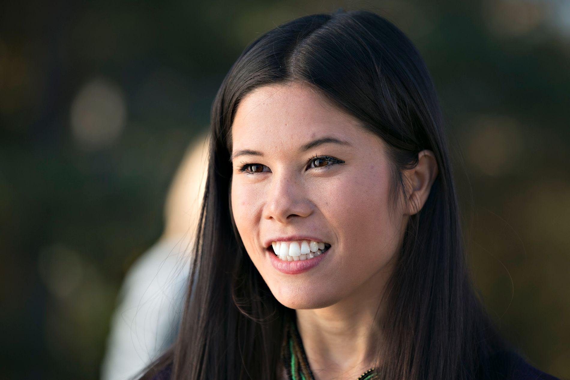 VIL ØKE BOMPENGENE: Miljøbyråden i Oslo, Lan Marie Nguyen Berg (MDG), får både rasende kritikk og ros for det nye bompengeforslaget.