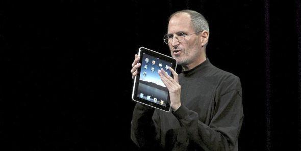 iPad kommer tirsdag – E24
