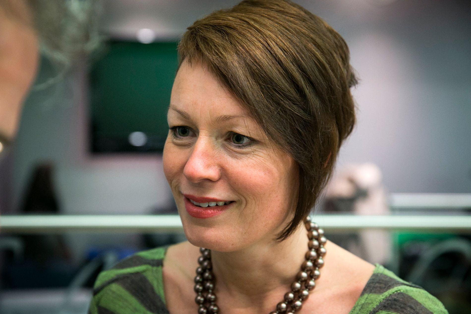 - GROVT: KrF-politiker Line Hjemdal mener at det DNB har utøvd er en grov etisk svikt.