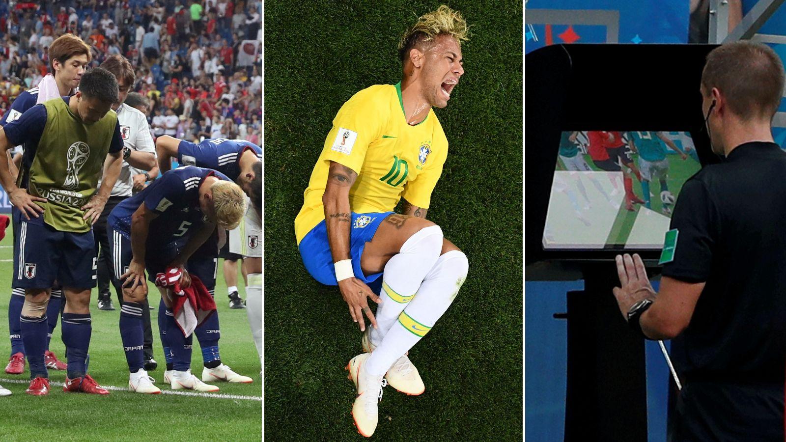 VIRALE HIT-ER: Japan, Neymar og VAR.