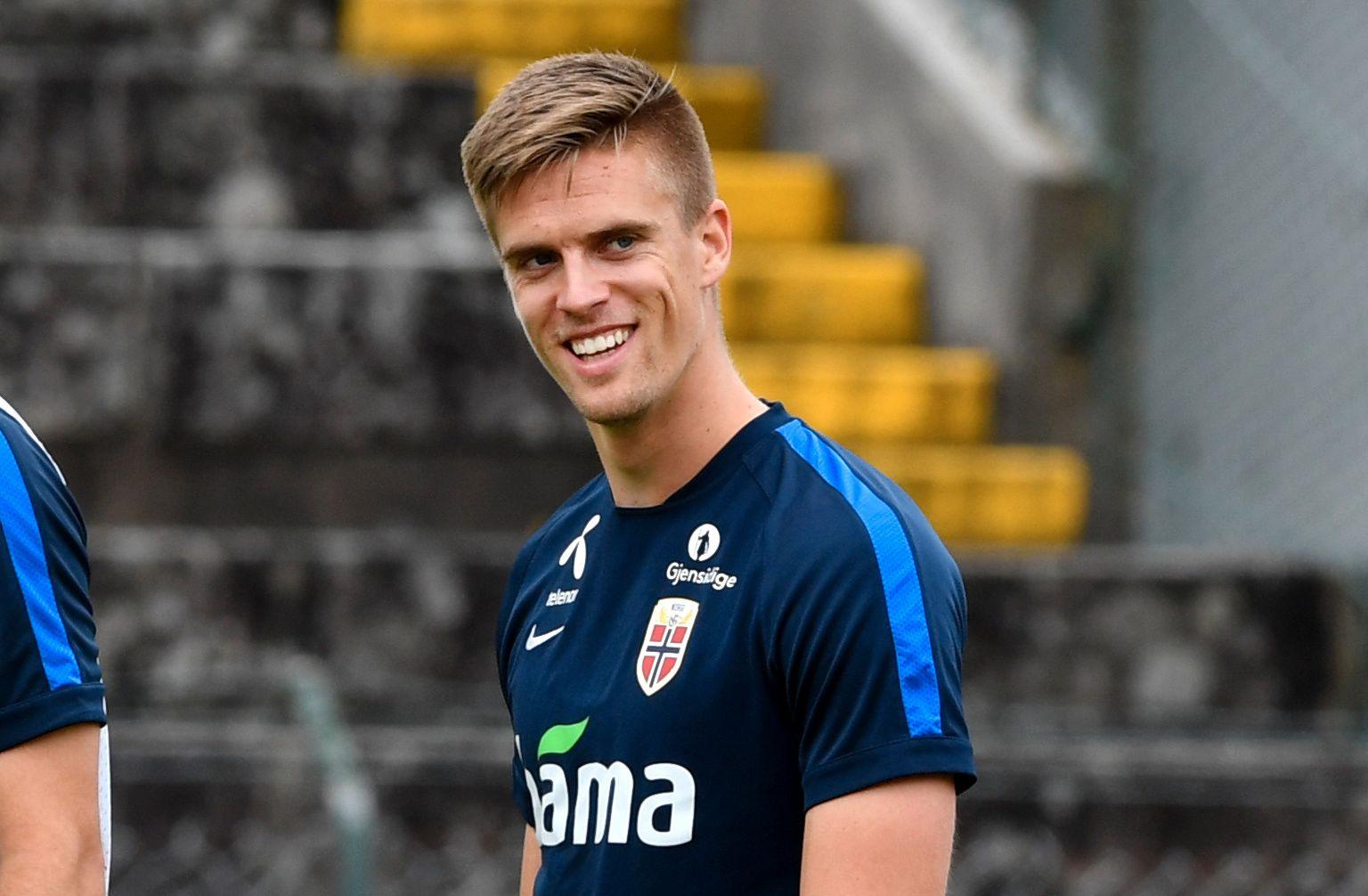 TIL PREMIER LEAGUE: Markus Henriksen ble klar for Hull på Deadline Day.