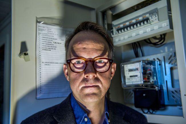 EL-AU: Administrerende direktør Oluf Ulseth i Energi Norge, mener politikerne har utnyttet de lave strømprisene de senere årene, til stadig å legge på elavgiften.