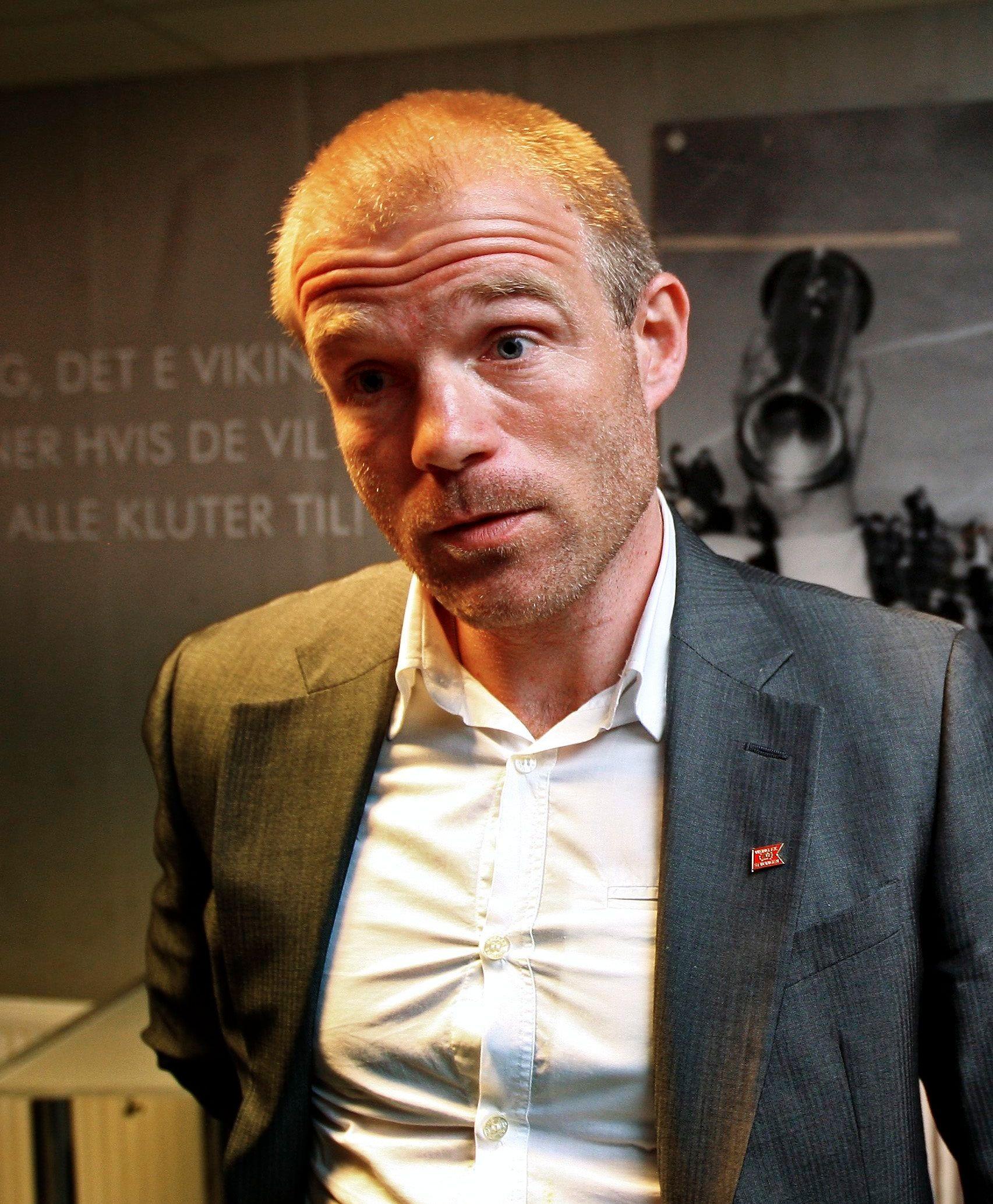 TIDLIGERE VIKING-SPILLER: Egil Østenstad.