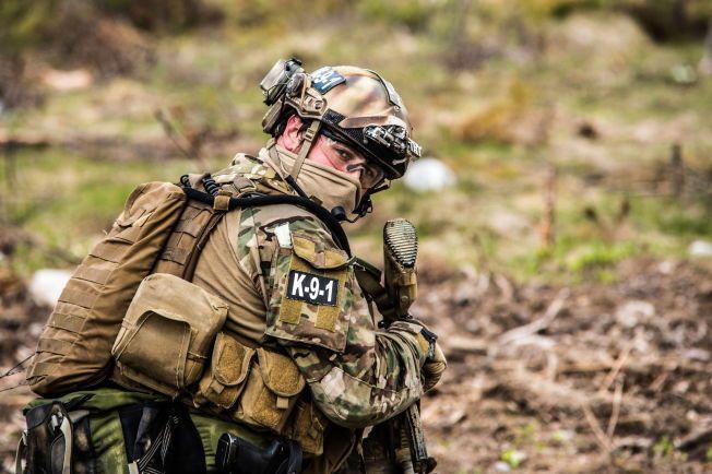 LANG ERFARING: Operatørene både fra Forsvarets spesialkommando (FSK) og Marinejegerkommandoen (MJK) har lang erfaring fra utenlandsoppdrag og samarbeid med kolleger fra en rekke nasjoner.