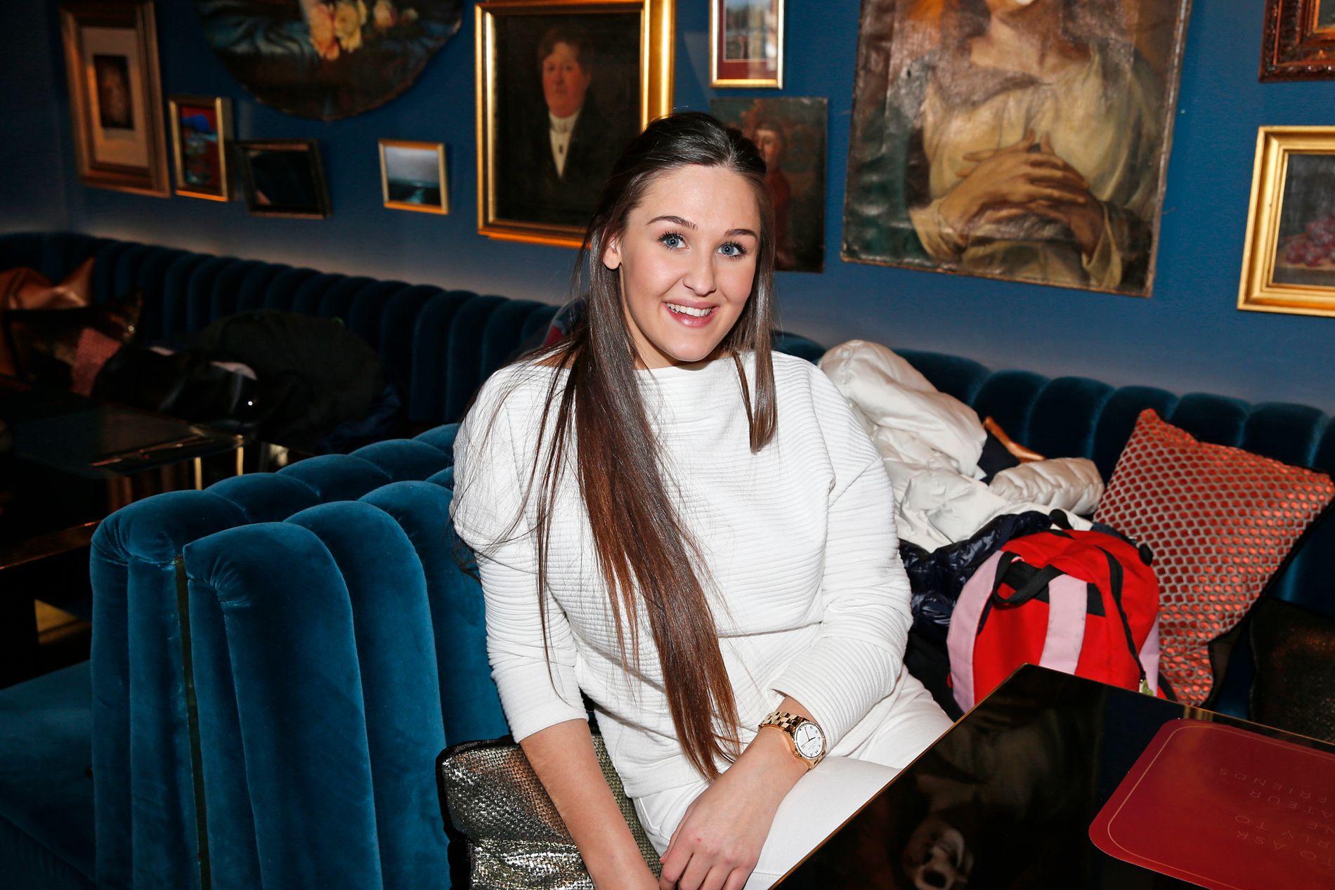 TILBAKE DER DET STARTET: Anna Rasmussen står igjen bak bloggnavnet «Mamma til Michelle»