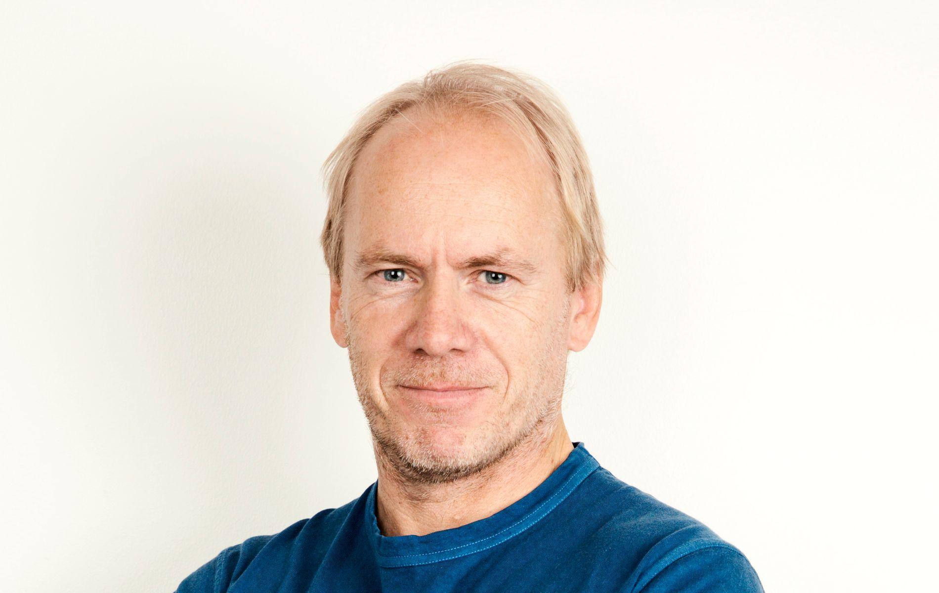 I NICE: Trond Johannessen.