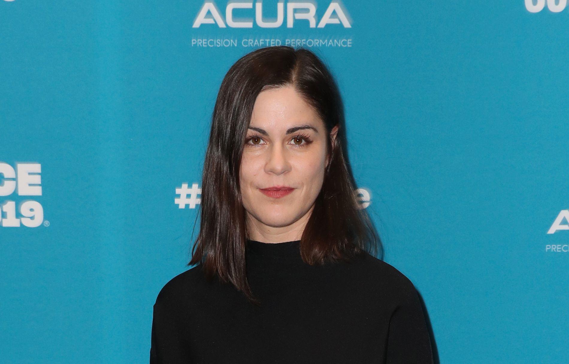 REGI: Anne Sewitsky, her på premieren av «Sonja» på Sundance filmfestival i Utah i USA i januar.