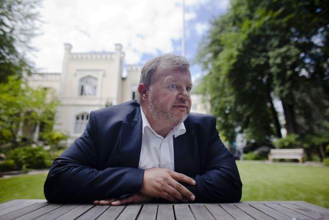 IKKE DÅRLIG: Seniorrådgiver Bjarne Håkon Hanssen i First House avviser at partileder Jonas Gahr Støre er en dårlig debattant.