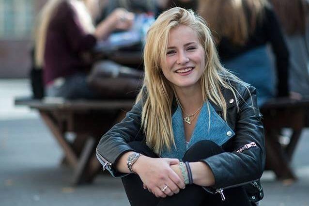 TAR EIERSKAP: Det er seks år siden Johan H. Andresen overførte store deler av sitt selskap til døtrene sine. I fjor var første året Katharina G. Andresen (bildet) ble lignet for eierskapet.