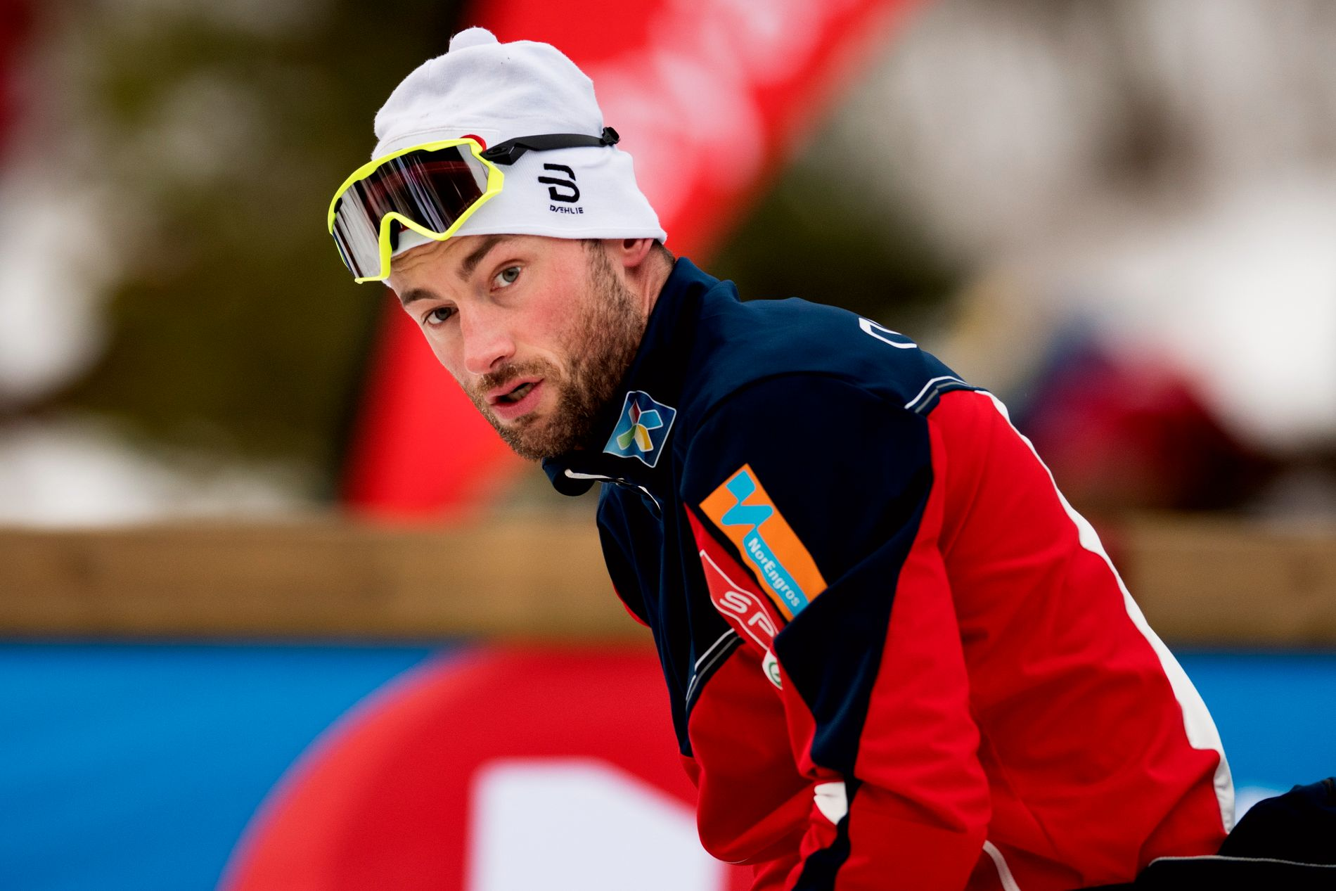 GÅR LIKEVEL: Petter Northug går verdenscuprenn i Falun likevel.