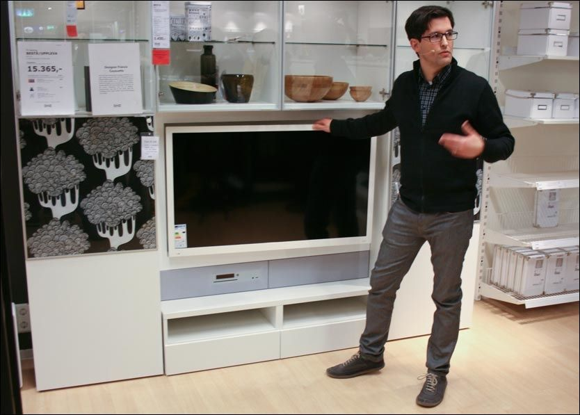 Ikea henger