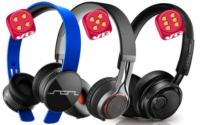 21e130fe0 Test av trådløse hodetelefoner: Trådløs kvalitetslyd