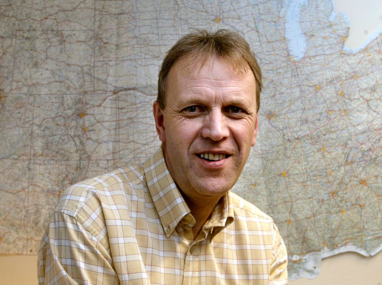 DRAMATISK: Forsker Svein Melby mener Trumps uttalelser om NATO er dramatiske.
