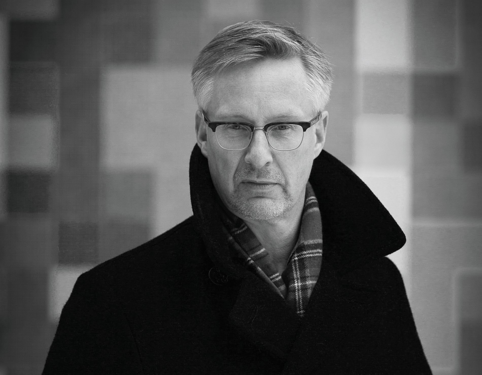 FIKK LARSSONS MATERIALE: Jan Stocklassa fikk i 2013 tilgang på Stieg Larssons enorme arkivmateriale - og har jobbet videre med et puslespill som ifølge boken viser en annen gjerningsmann enn Christer Pettersson.