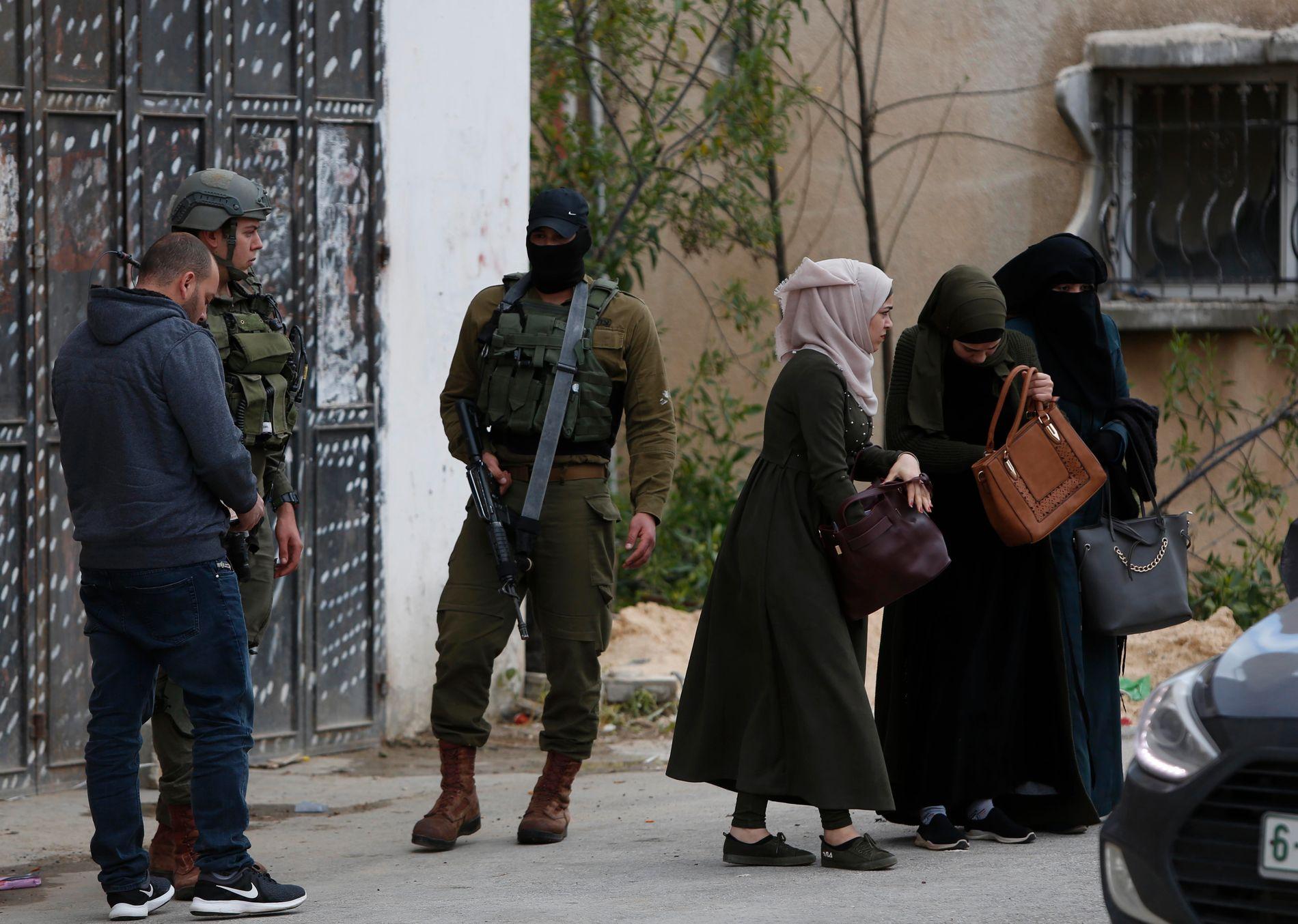 KALLES ULOVLIG: Mange menneskerettighetsgrupper mener Israels ulovlige bosetninger på Vestbredden har vært en av de mest sentrale hindrene for fred mellom israelere og palestinere.