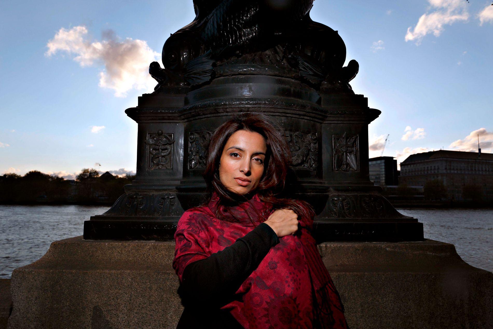 HYLLES FOR MOTET: Norske Deeyah Khan har nok en gang blitt nominert til en svært prestisjetung pris.