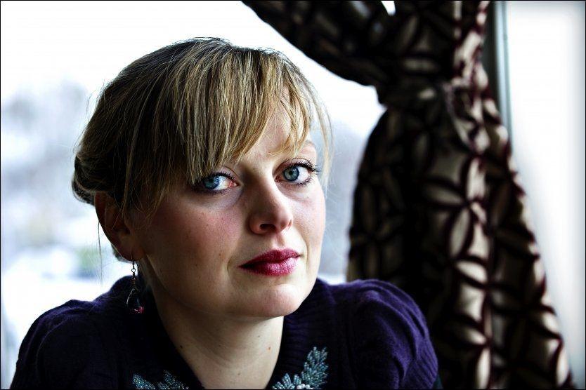 KLAR FOR SESONG TO: Anna Bache-Wiig er klar for sesong to av Mammon. Foto: Bjørn Thunæs / VG