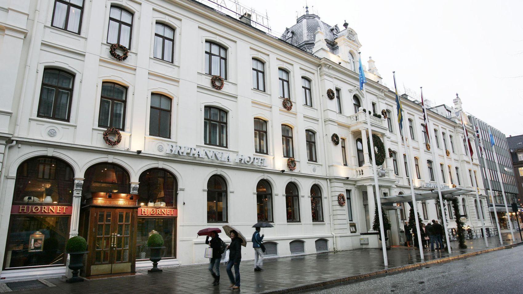 Baren i Britannia Hotell Sverresborg Trøndelag Folkemuseum