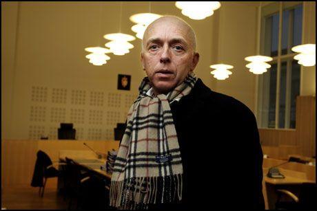 UTESTENGT: Atle Hamre ble i november i fjor dømt til fire pårs fengsel for utpressing. Nå er det klart at han i tillegg må holde seg borte fra travsporten. Foto: Tor Erik Schrøder / Scanpix