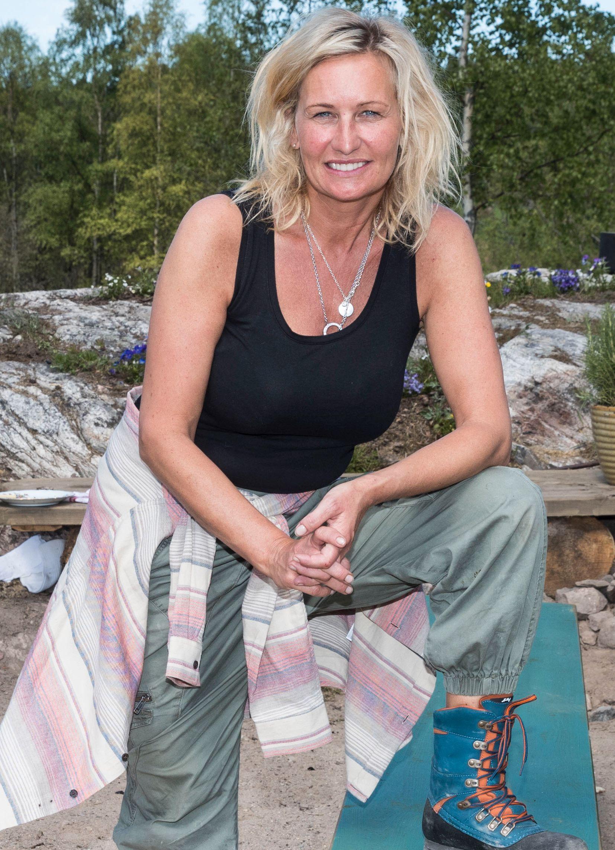 TV-COMEBACK: Lene Elise Bergum.