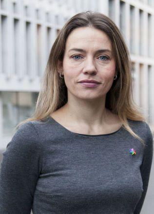 SETT PÅ STUDIEN: Ingrid Stenstadvold Ross